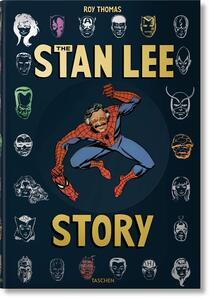 Libro The Stan Lee Story. La biblia de Stan Lee (Ingles)
