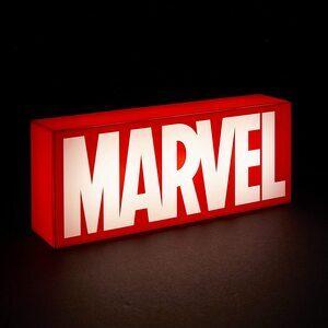Luz de pared Marvel Logotipo 3D