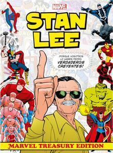 Marvel. Libro Stan Lee Treasury Edition