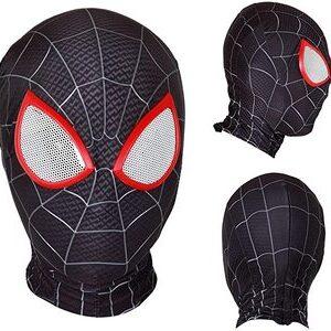 Máscara de Spider-Man Miles Morales