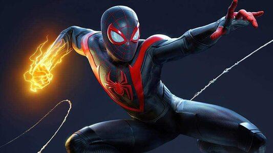 Puzle rompecabezas Spider-Man Miles Morales varios modelos