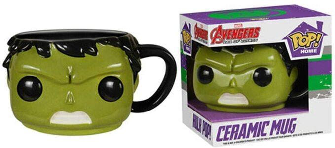 S2 Taza Funko Pop Hulk