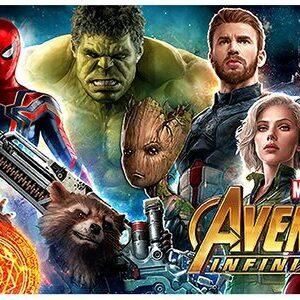 S3 Taza Marvel Avengers Infinity War