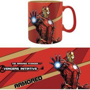 S3 Taza Marvel Ironman