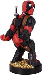 Soporte y carga para mando de consola o Móvil de Deadpool