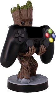 Soporte y carga para mando de consola o Móvil de Groot