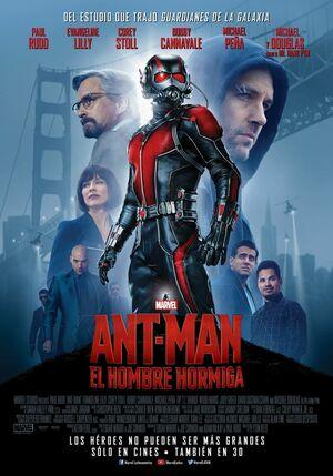 Orden Cronológico Marvel 14 Poster Ant-Man