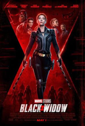 Orden Cronológico Marvel 16 Poster Viuda Negra