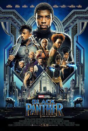 Orden Cronológico Marvel  17 Poster Black Panther