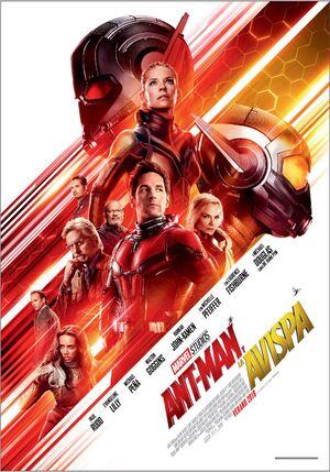 Orden cronológico Marvel 19 Poster Ant-Man y la Avispa