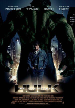 Orden Cronológico Marvel 4 Poster El Increible Hulk