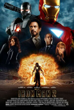 Orden Cronológico Marvel 5 Poster Ironman 2