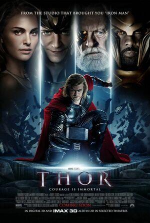Orden Cronológico Marvel 6 Poster Thor