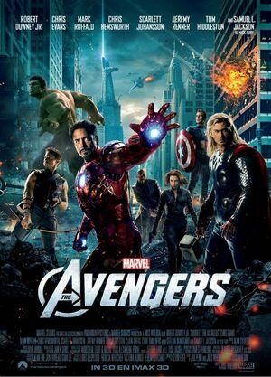 Orden Cronológico Marvel 7 Poster Los Vengadores