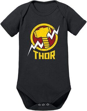 Body para Bebe Thor Logo