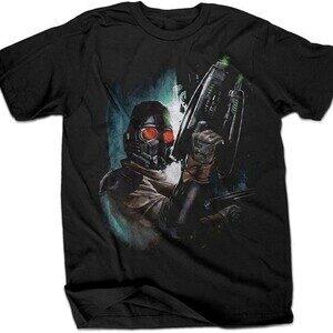 Camiseta Guardianes de la Galaxia Star Lord
