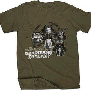 Camiseta Guardianes de la Galaxia They Call Themselves