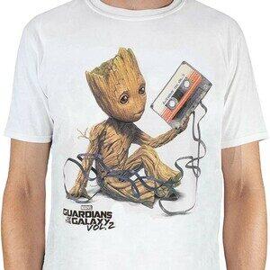 Camiseta Guardianes de la Galaxia Vol. 2 Groot