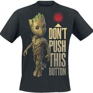 Camiseta Guardianes de la Galaxia Vol. 2 Groot Don't