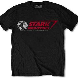 Camiseta Marvel Stark Industries