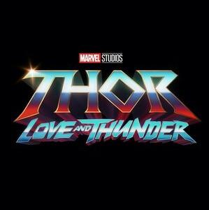 Cartel De Marvel Studios Thor Love and Thunder