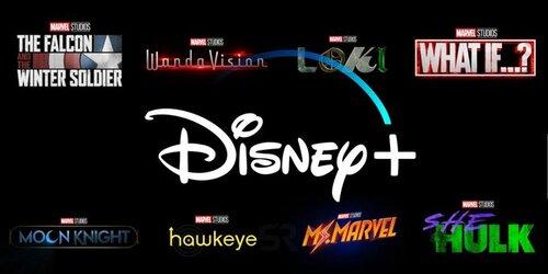 Disney plus, las series que vienen 2021