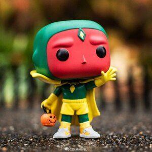 Funko Pop Wandavision Vision Halloween