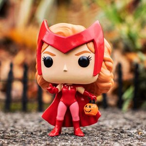 Funko Pop Wandavision Wanda Halloween
