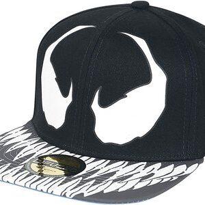 Gorra Marvel Snapback Venom Eyes