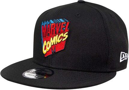 Gorra New Era 9FIFTY Snapback Marvel Comics 80th Logo 1