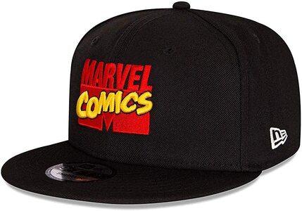 Gorra New Era 9FIFTY Snapback Marvel Comics 80th Logo 2