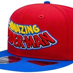 Gorra New Era 9FIFTY Snapback The Amazing Spider-Man original