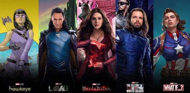 Nuevas series de Marvel en imagenes