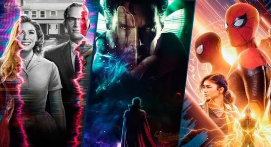 Rumor Wandavision-Doctor Strange-SpiderMan