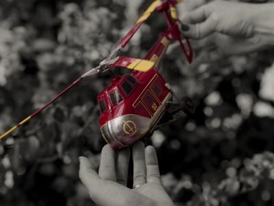 Wandavision Capitulo 2 Helicoptero