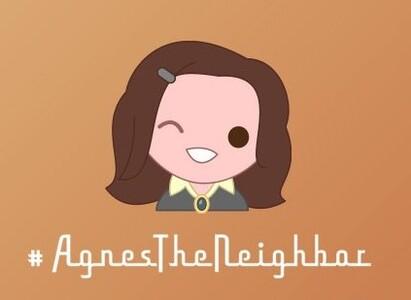 Emoji de Agnes