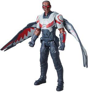 Figura Titan Hero Series Falcon con sonido