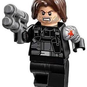 Lego Soldado de Invierno