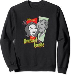 Sudadera Marvel Wandavision TV An Unusual Couple