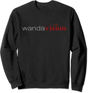 Sudadera Marvel Wandavision TV Logo Wandavision