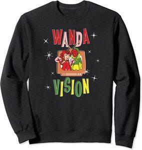 Sudadera Marvel Wandavision TV Portada Halloween