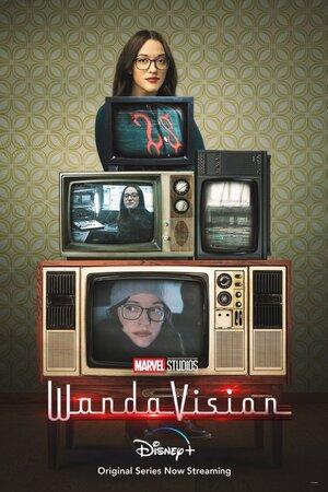 Guia de Episodios 4, 5 y 6 de Wandavision Poster con Darcy Lewis