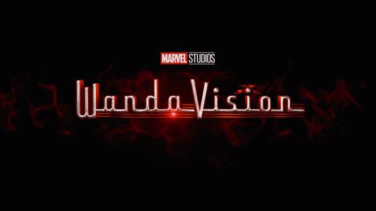Wandavision Logo Oficial de la Serie
