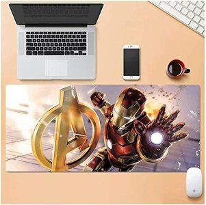 Alfombrilla para Ratón Gaming Ironman Avengers