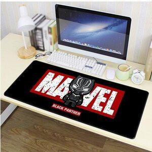 Alfombrilla para Ratón Gaming Marvel Black Panther