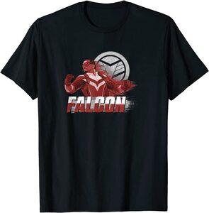 xCamiseta Manga Corta Falcon y el Soldado de Invierno Falcon Action