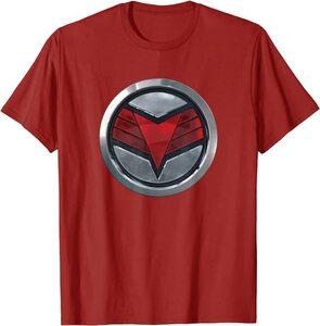 xCamiseta Manga Corta Falcon y el Soldado de Invierno Logo Falcon