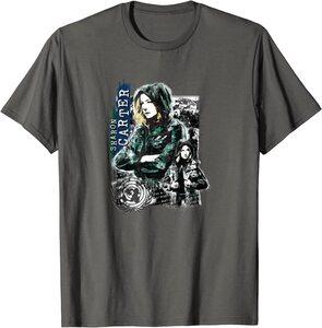 xCamiseta Manga Corta Falcon y el Soldado de Invierno Sharon Carter Collage