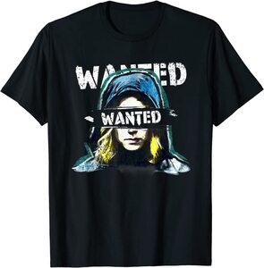xCamiseta Manga Corta Falcon y el Soldado de Invierno Sharon Carter Wanted