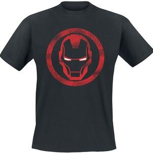 Camiseta Manga Corta Ironman Logo